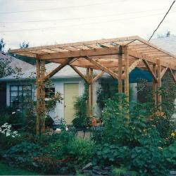Garden Structures and Furniture